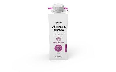 Tahto kaura-mustikka laktoositon välipalajuoma 2,5dl
