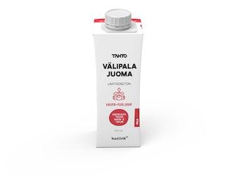 Tahto laktoositon kaura-puolukka välipalajuoma 2,5dl