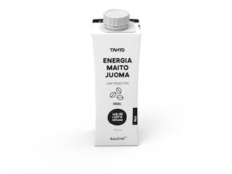 Tahto laktoositon kahvinmakuinen energiamaitojuoma 2,5dl