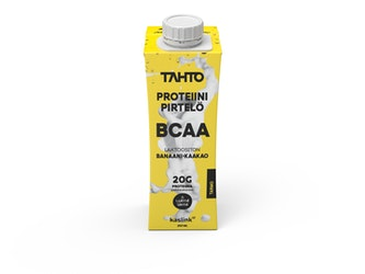 Tahto Banaani-kaakao proteiinipirtelö 2,5dl