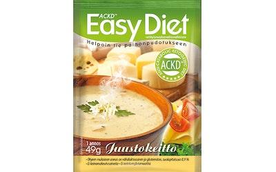 Leader ACKD Easy Diet 49 g juustokeittojauhe