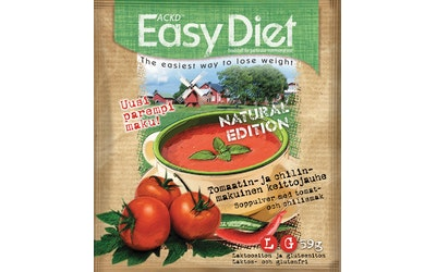 Leader ACKD Easy Diet 59g Natural Chili-tomaatti keittojau