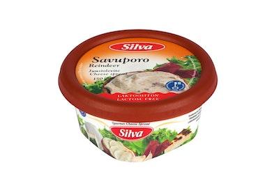 Silva juustolevite 150g kylmäsavuporo