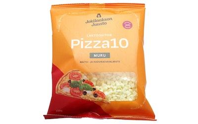 Jokilaakson Juusto pizza 10 150g raaste