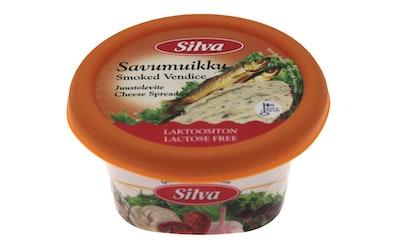 Silva juustolevite 150g savumuikku