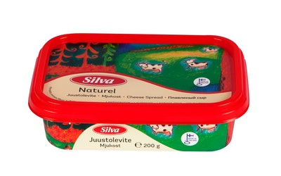 Silva naturel juustolevite 200g