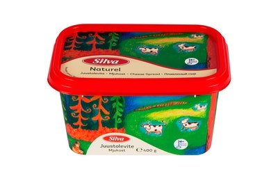 Silva naturel juustolevite 400g