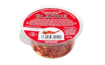 Blackie 100g Tuorejuusto makea chili