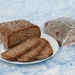Leipurin Gluteeniton siemenleipä 9x460g pakaste