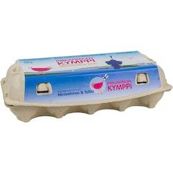 Pirkanmaan Kymppi M10 Virikehäkkikanojen munia 580 g