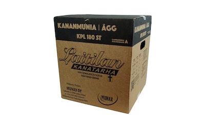 Laitilan Kanatarhan kananmunat virike XL180 14,1kg
