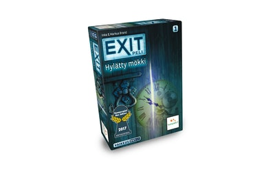 EXIT-peli Hylätty mökki