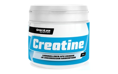 SportLife Nutrition Creatine 200g Kreatiinimonohydraattijauhe