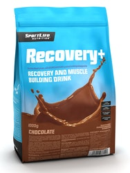 SportLife Nutrition Recovery+ 1000g suklaa
