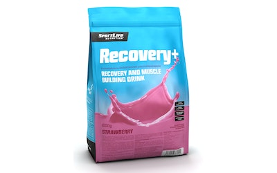 SportLife Nutrition Recovery+ 1000g mansikka
