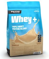 SportLife Nutrition Whey+ 700g vanilja