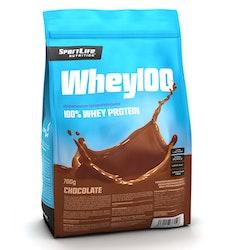 SportLife Nutrition Whey100 700g suklaa