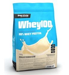 SportLife Nutrition Whey100 700g maustamaton