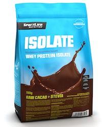 SportLife Isolate 700g raakakaakao-stevia
