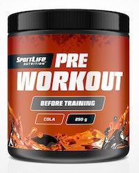 Pre-Workout 250g cola juomajauhe