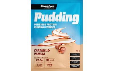 Pudding 30g vanilja-karamelli