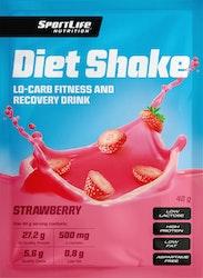 Diet Shake 40g mansikka