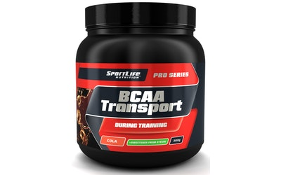 BCAA Transport 300g cola jauhe