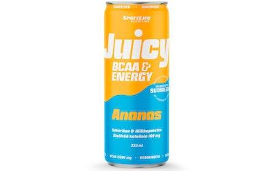 Juicy BCAA päärynä 0,33l