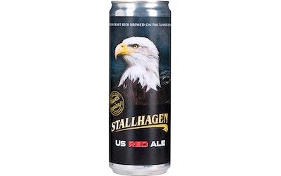 Stallhagen US Red Ale 5,5% 0,355l