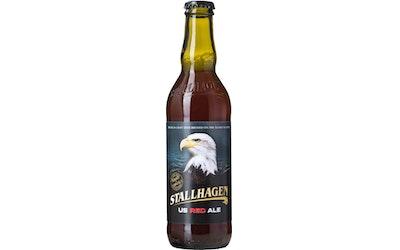 Stallhagen US Red Ale 5,5% 0,33l - kuva