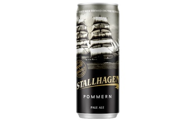 Stallhagen Pommern Ale 4,8% 0,355l - kuva
