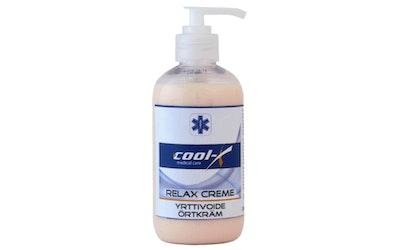 Cool-X Relaksoiva yrttivoide 250ml