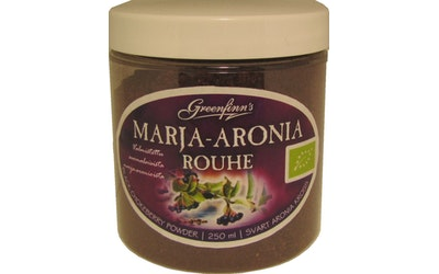 GreenFinn's Marja-aronia rouhe luomu