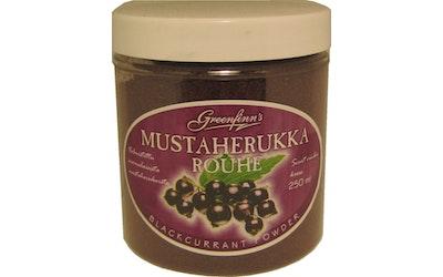 GreenFinn's Mustaherukkarouhe