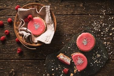 Laitilan Leivän Bebe-leivos punainen 4x60g