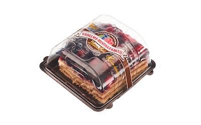 Laitilan Leipä Vadelma-mustikka kakku 450g