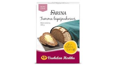 Farina 300g Tumma leipäjauhoseos gluteeniton