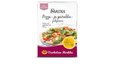 Farina 300g Pizza- ja piirakkapohjaseos gluteeniton