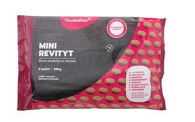 Vuohelan Mini-Revityt 3kpl/330g gluteeniton