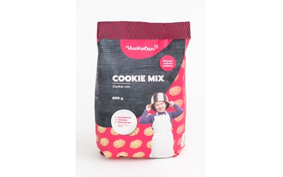 Vuohelan cookie mix 600g gluteeniton
