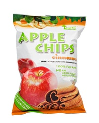 Green Tree Apple Chips 43g Cinnamon