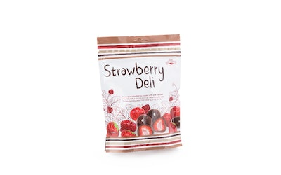 Green all Natural Strawberry Deli milk 100g