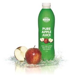 Pure tuorepuristettu omenamehu 1l