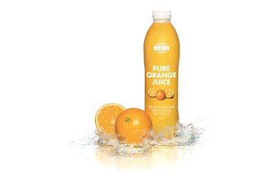 Pure tuorepuristettu appelsiinimehu 1l