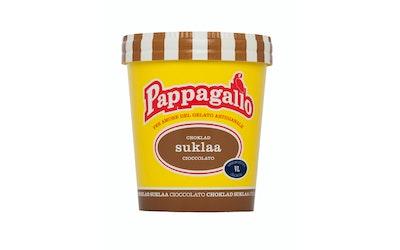 Pappagallo 0,5L Suklaa Maitojäätelö vähälaktoosinen