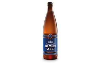 Malmgård Blond Ale 4,2% 0,5l olut