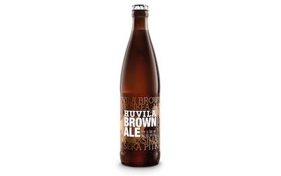 Huvila brown ale olut 4,6% 0,5l