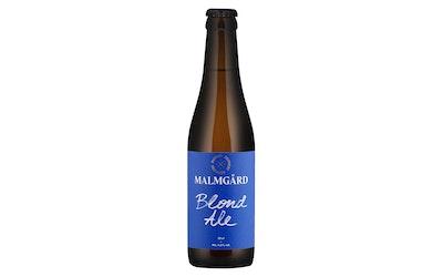 Malmgård Blond Ale 4,2% 0,33l