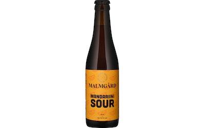 Malmgård Mandariini Sour 5,0% 0,33l