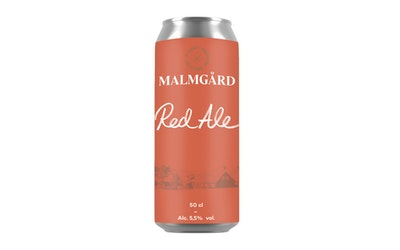 Malmgård Red Ale 5,5% 0,5l